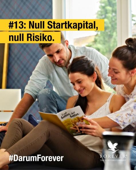foreverliving-null-startkapital
